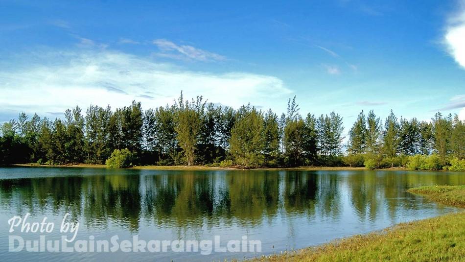 Karambunai-Lagoon Dulu Lain Sekarang Lain 01
