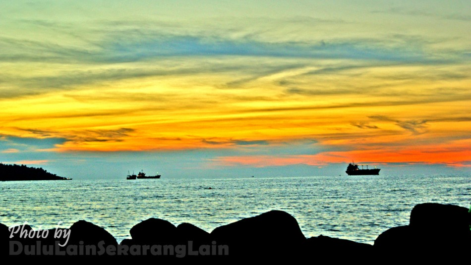 Sunset-At-Teluk-Likas-2