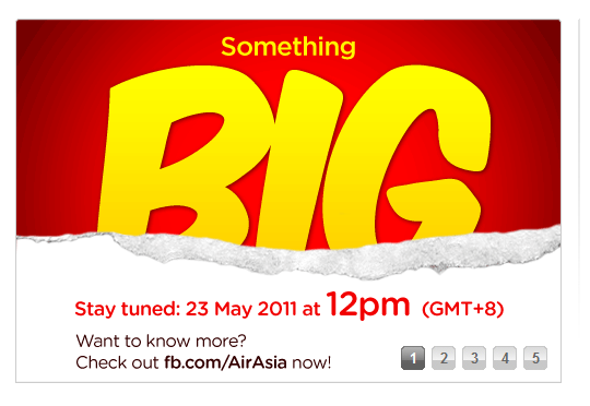 Air Asia Big Sale Promosi Air Asia BIG SALE | Tiket Dari 10 Sen