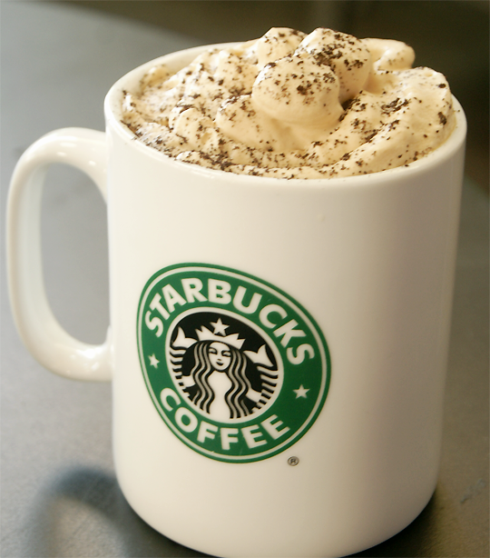 Starbucks' Asian-Dolce-Latte