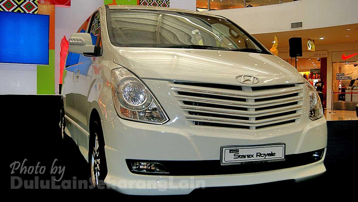 Hyundai Starex 01