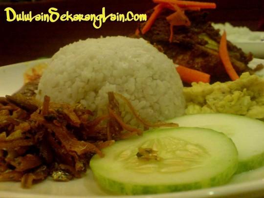 Nasi-Lemak-Antarabangsa Kampung Baru 2