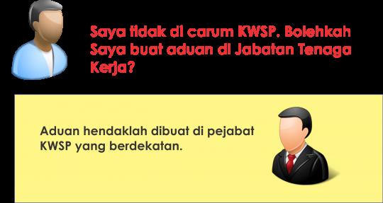 caruman KWSP