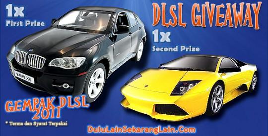DLSL Giveaway1 540x275 Dan Pemenangnya Adalah...