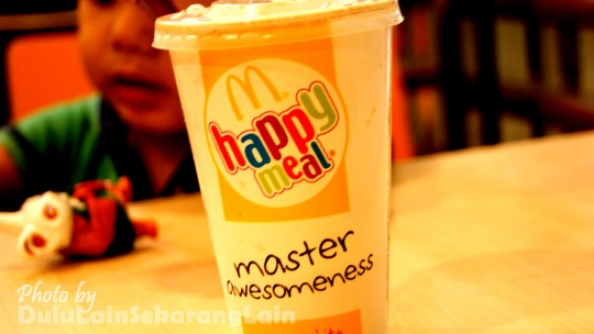 Mc Donald Happy Meals