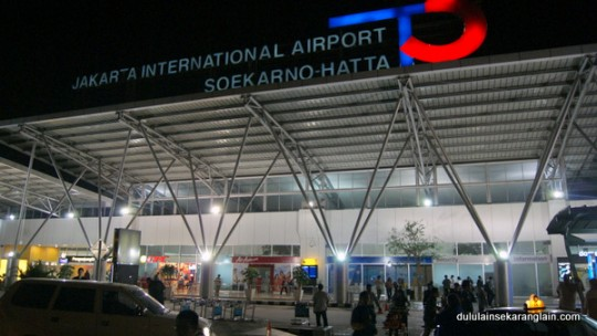 Soekarno–Hatta International Airport