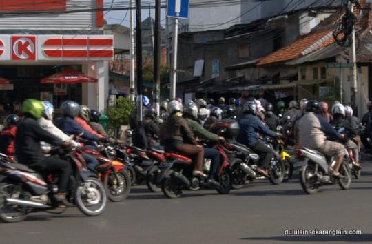 DSC02307 001 540x354 Melancong Ke Indonesia – Jakarta Ke Bandung