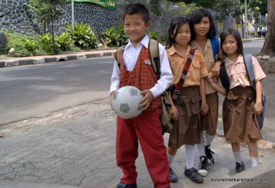 Kanak-Kanak Indonesia