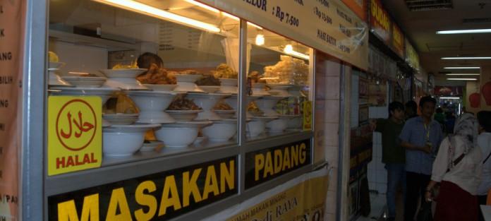 Sedapnya… Masakan Padang