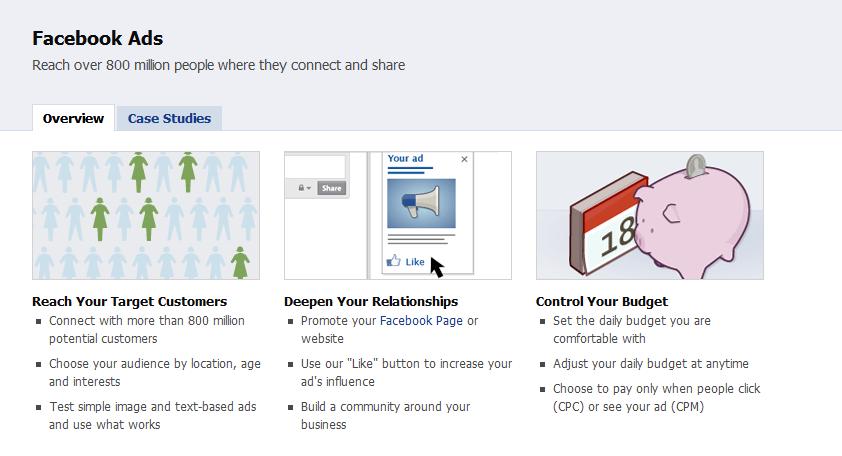 Facebook-Advertising