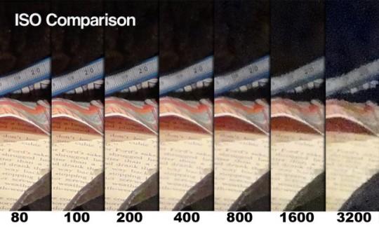 ISO fotografi 2 540x324 Asas Fotografi – Memahami Aperture Dan Shutter Speed