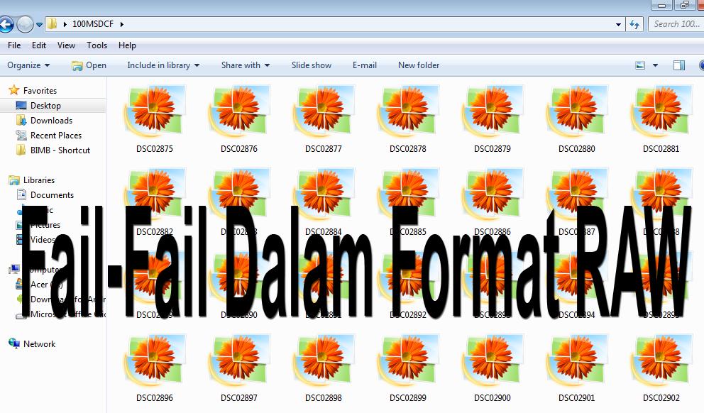 RAW-File-Windows7