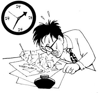 Waktu-Waktu Kerja (Hours Of Work)