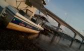 Blues Jambatan Sungai Mengkabong