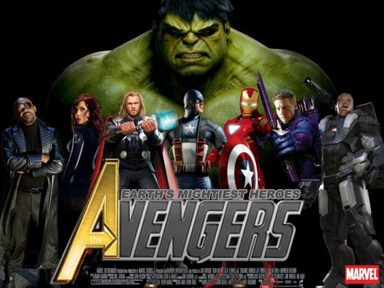 The Avengers Promo 540x405 The Avengers Mengganas Di US Box Office