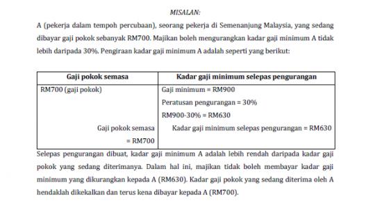 gaji minima 5 dulu lain sekarang lain 540x295 Gaji Minima Bagi Pekerja Di Malaysia
