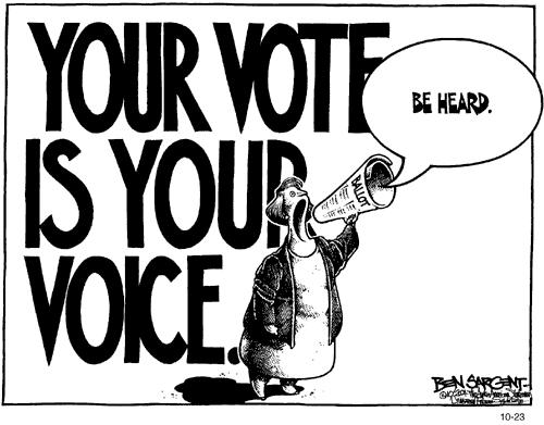 pilihanraya Pilihanraya Ke 13: Bersediakah Anda Untuk Mengundi?