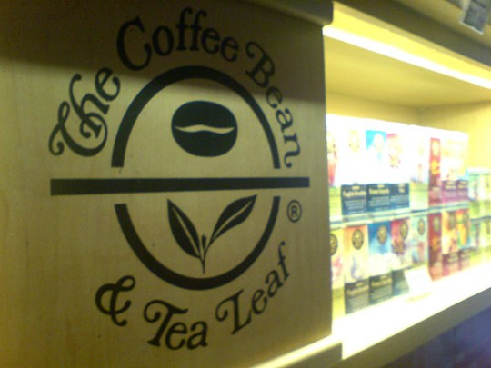 Coffee Bean 540x405 Afternoon Tea Di Coffee Bean And Tea Leaf