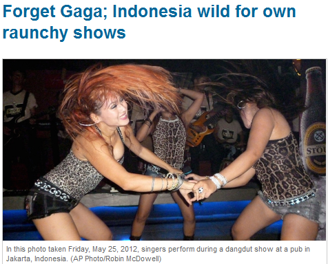 dangdut Indonesia Dangdut Gaga