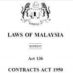 Pengenalan Kepada Undang-Undang Kontrak Di Malaysia