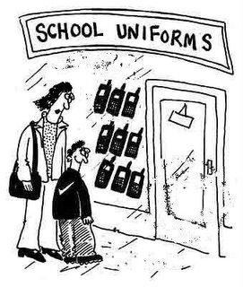handphone di sekolah Handphone Di Sekolah?