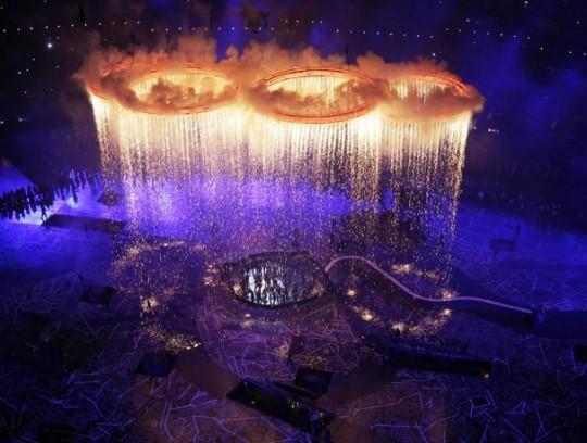 olimpik dulu lain sekarang lain