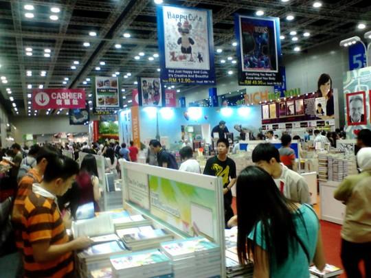 Pesta Buku 2 540x405 BookFest @ Malaysia 2012, KLCC