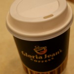 Latte @ Gloria Jean's Coffees