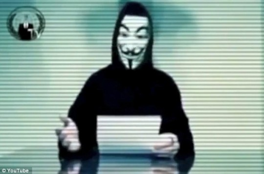 anonymous 540x356 Anonymous Attack On Israel Land
