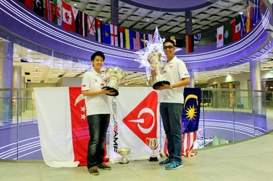 AMF Bowling World Cup 540x359 Syafiq Rhidwan Abdul Malek   Malaysias First AMF Bowling World Cup Champion