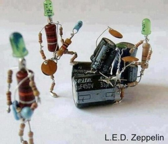 LED Zepplin 540x464 L.E.D Zeppelin