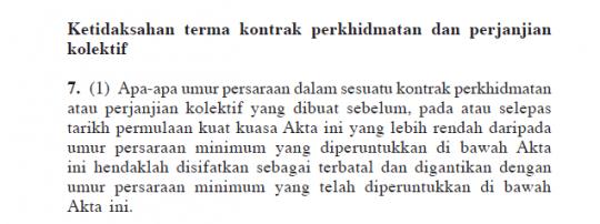umur persaraan lama 540x202 Kuatkuasa Akta Umur Persaraan Minimum 2012 (Akta 753)