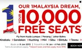 Air Asia Free Tickets: Gone In Thirty Minutes?