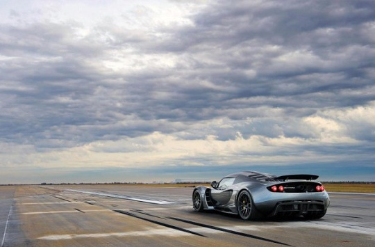 Hennessey Venom GT Fastest Production Car: Hennessey Venom GT