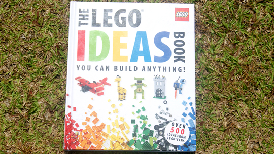 LEGO Ideas Book The LEGO Ideas Book