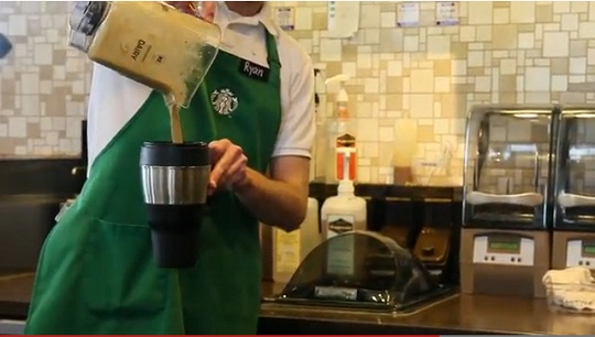 Most Expensive Starbucks 