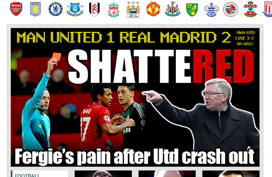 Champion League Manchester United vs Real Madrid: Whole world will watch this!