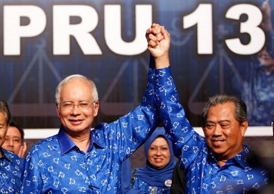 BN win Post GE13 Assessment: The Chinese Tsunami?