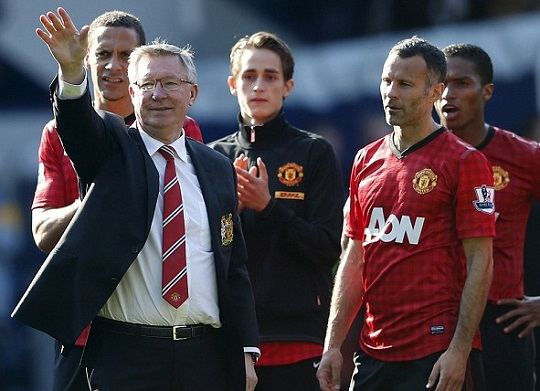 Sir Alex photo