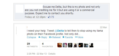 Delta Air v Travel Blogger1 DIY – Check Your Feelings Before You Post Anything on FB, And Think Hard Before Sharing an FB Post