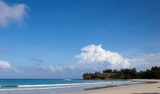 Tanjung Simpang Mengayau Beach