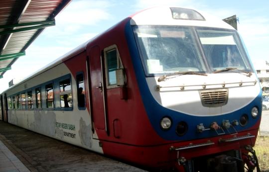 SSR Sabah Train