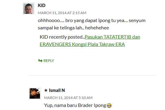 Brader iPong