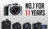 Interchangeable-Lens: Canon Is Still No. 1