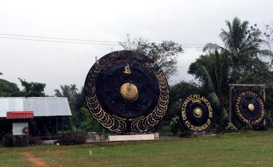Gong Terbesar Di Dunia