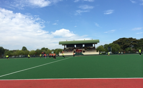 Likas Sports Hockey Turf MSS Kota Kinabalu Hockey Tournament