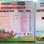 Meninjau Pikom Fair 2014