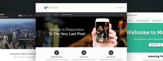 responsive WP theme Video Bina Laman Web WordPress Dengan Mudah