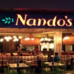 Nando's Chickenland @ 1Borneo Hypermall Kota Kinabalu