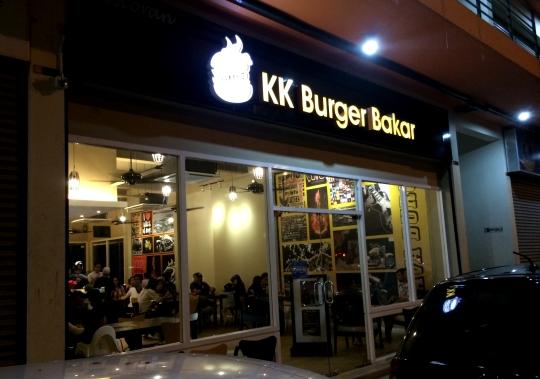 KK Burger Bakar